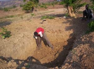1 Digging